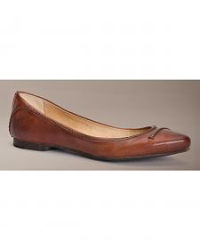 Frye Women's Olive Seam Ballet Flats