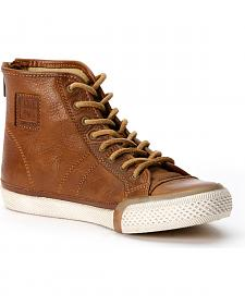 Frye Women's Greene High Back Zip Sneakers