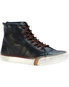 Frye Women's Greene High Back Zip Sneakers