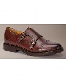Frye Women's James Lug Double Monk Shoes