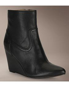 Frye Regina Wedge Short Boots