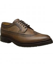 Frye Women's James Lug Wingtips