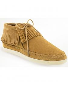 Minnetonka Women's Venice Lace-Up Moccasins