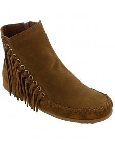 Minnetonka Women's Willow Boots