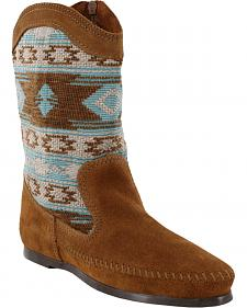 Minnetonka Women's Baja Boots