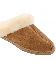 Minnetonka Women's Sheepskin Mules