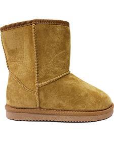 Lamo Footwear Kid's Classic Boots