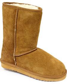 "Lamo Dije California 9"" Women's Classic Flat Sole Boots"