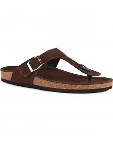 Lamo Women's Redwood Thong Sandals