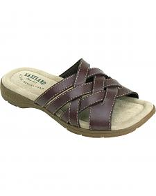 Eastland Women's Brown Hazel Sandals