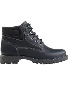 Eastland Women's Black Edith Alpine Boot