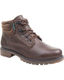 Eastland Women's Pecan Edith Alpine Boots