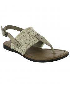 Minnetonka Women's Panama Sandals