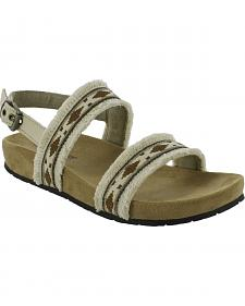 Minnetonka Women's Melody Sandals