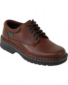 Eastland Women's Brown Plainview Oxfords