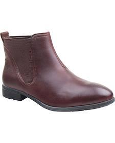Eastland Women's Dark Walnut Brandi Chelsea Boot