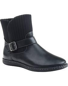 Eastland Women's Black Adalyn Boots