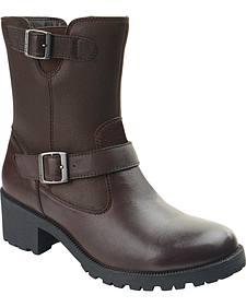 Eastland Women's Brown Belmont Boot
