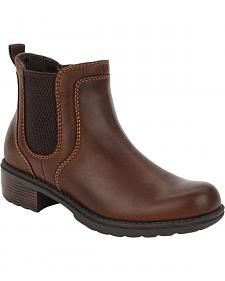 Eastland Women's Brown Double Up Jodhpur Boot