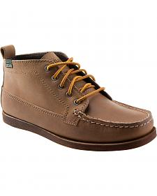 Eastland Women's Natural Seneca Camp Moc Chukka Boot