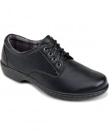 Eastland Women's Black Alexis Oxfords