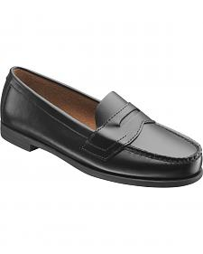 Eastland Women's Black Classic II Penny Loafer