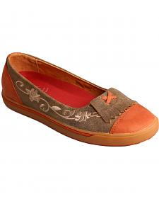 Twisted X Women's Sunburn Casual Slip-On Shoes