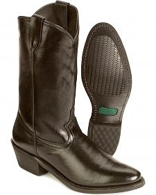 Laredo Uniform Cowboy Work Boots