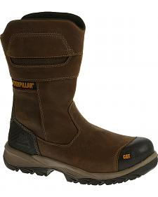 Caterpillar Men's Jenka Waterproof Work Boots - Composite Toe