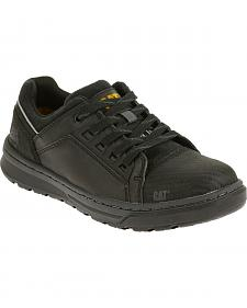 Caterpillar Women's Concave Work Shoes - Steel Toe