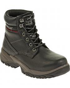 "Caterpillar Women's Dryverse 6"" Waterproof Work Boots - Steel Toe"