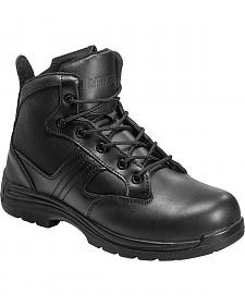 Avenger Men's Side-Zip Work Boots - Composite Toe