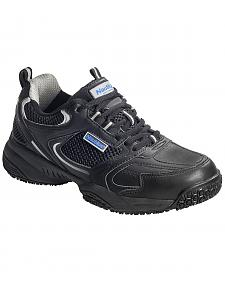 Nautilus Men's Black Athletic Work Shoes - Steel Toe