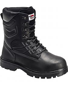 Avenger Men's Internal MetGuard Work Boots - Steel Toe