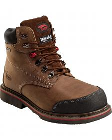 Avenger Men's Waterproof Insulated Work Boots - Composite Toe