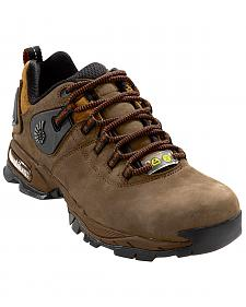 Nautilus Men's Brown Ergo SD Work Shoes - Comp Toe