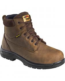 Avenger Men's Waterproof Work Boots - Composite Toe