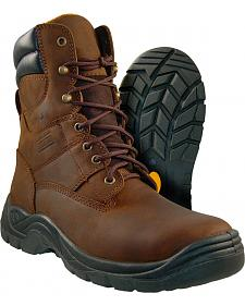 Itasca Men's Authority Waterproof Work Boots - Safety Toe