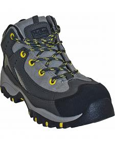 McRae Industrial Men's Mid-Height Hiker Work Boots - Steel Toe