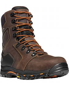 "Danner Men's Vicious 8"" Work Boots"