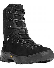 "Danner Men's Black Wildland Tactical Firefighter 8"" Boots"