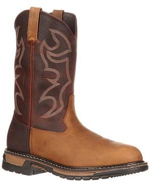 Rocky Branson Roper Work Boots