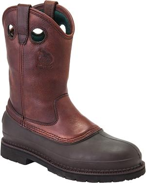 Georgia Mud Dog Work Boots - Steel Toe