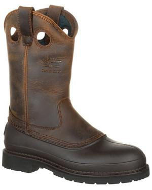 Georgia Mud Dog Pull-On Work Boots