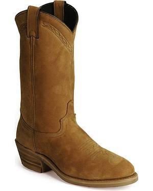 Abilene Cowboy Work Boots - Steel Toe