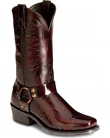 Laredo Eagle Harness Cowboy Boots