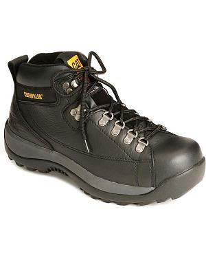 Caterpillar Hydraulic Lace-Up Hiker Boots - Steel Toe