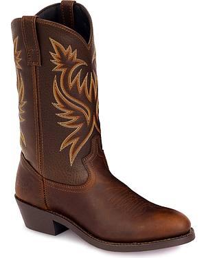 Laredo Cowboy Work Boots