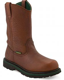 John Deere Waterproof Wellington Boots
