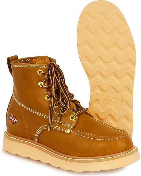 Work boots dickies